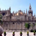 Séville, Espagne. Auteur et Copyright Liliana Ramerini.