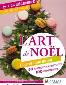 L'Art de Noël à Miramas 2016