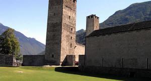 Bellinzone, Suisse. Auteur et Copyright Marco Ramerini